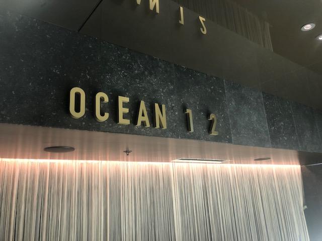 Ocean 12, Crown Casino